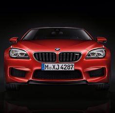 Wrommm. BMW M6.