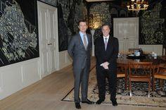 FOTO El canciller José Antonio Meade se reunió con el Príncipe Frederik, heredero de la Corona Danesa (Foto de Hasse Ferrold) | by Secretaría de Relaciones Exteriores México