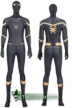 This Spider-Man: No Way Home Peter Parker Cosplay Costume includes jumpsuit, mask, wrist guards. It is high-elastic and comfortable. There is zipper on the back and crotch. Well made and screen accurate design. Welcome to buy it with free shipping. Contact us Takerlama@gmail.com for more information Superhero Cosplay, Cosplay Costumes, Wetsuit, Spiderman, Leather Pants, Jumpsuit, Swimwear, Zipper, Free Shipping
