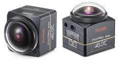 生活技.net: 柯達發布PixPro SP360 4K運動相機