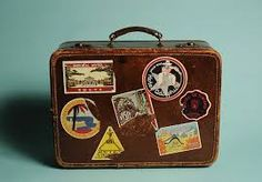 Image result for retro luggage