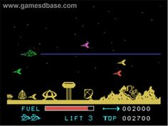 Texas Instruments Computer Game - Parsec.  Wow... this totally brings back memories.