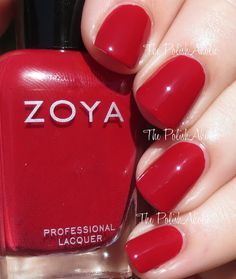 Janel - Zoya Fall 2015 Focus Collection