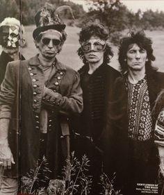 Gentlemen of the road   Rolling Stones 1994