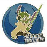 #10: Disney Pin 108030 Star Wars Quotes - Stitch As Yoda Pin http://ift.tt/2cmJ2tB https://youtu.be/3A2NV6jAuzc