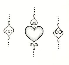 Mini Tattoos, Body Art Tattoos, New Tattoos, Cute Kawaii Drawings, Cool Art Drawings, Henna Designs, Tattoo Designs, Wolf Tattoos, Tatoos