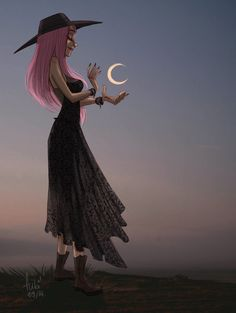 witches road by Fukari (print image) on Deviant Art! So getting a print and mug with this!!! LOVE LOVE