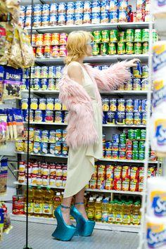 #SupermarketFashion [] []