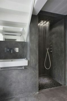 Beautiful shower