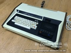 Home Computer Museum - Exhibits of retro computers and consoles from the to the Manufacturers such as Sinclair, Commodore, Atari, Sega and Nintendo. Home Computer, Game & Watch, Old Computers, Retro Home, 8 Bit, Tvs, Radios, Museum, Electronics
