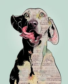 need this weim print!