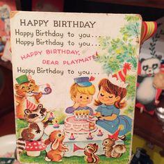 Happy Birthday Fisher-Price Radio toy