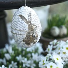 30+ Easter Egg Home Decoration Ideas