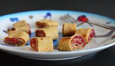 Grove pannekaker til middag, dessert eller som matpakkefyll!