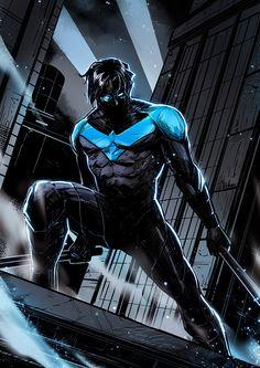 Nightwing, JASONZ
