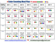 Day Fix Aldi Meal Plan And Shopping List  Weight Loss Program