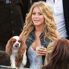 Julianne Hough Dog Breed