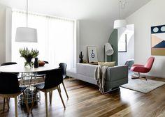 Un appartement intemporel