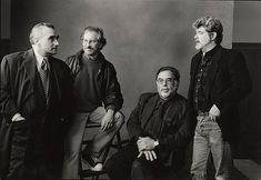 Martin Scorcese & Steven Spielberg & Francis Ford Coppola & George Lucas