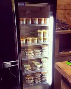 @paleo_ireland_ fridge stocked full once again. We are proud to have been the first gym to implement the #paleoirelandfridge for our clients at  @cspgym and to be the ONLY place in Bray you can get these healthy meals. With full macro breakdown of each meal these are absolutely perfect to grab after training or as lunch for during the week. You DO NOT have to be a member to avail of these just give us a shout at the gym and stop by stock up and enjoy! #gym #bray #wicklow #ireland #paleo…