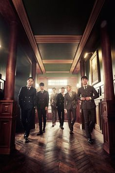 B.A.P Young, Wild & Free