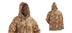 $19 for a Camouflage Water Repellent Outdoors Jacket - Tax Included ($50 Value)