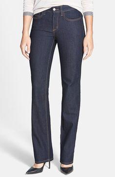 NYDJ Marilyn straight jeans (2 petite)