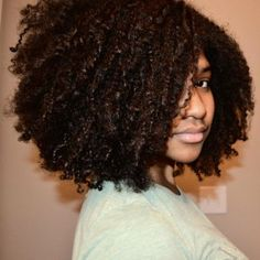 Crystal - 3C/4A Natural Hair Style Icon