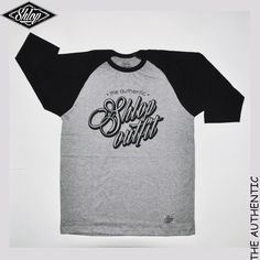 Raglan, The Authentic - Gray Black, 130.000