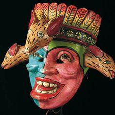 kalingkoet talino kategori topeng elemen budaya ornamen