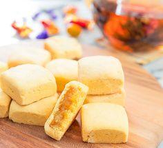 Taiwanese/Chinese Pineapple Cakes | Kirbie's Cravings | A San Diego food & travel blog