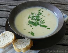 Spargelcreme Suppe - katha-kocht!