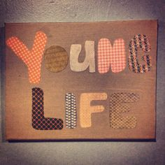 it'd be cool to make this out of olf YL t-shirts or something. God knows I have too many of them.