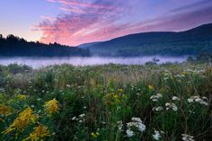 Colgate Lake, Catskills Mountain, New York