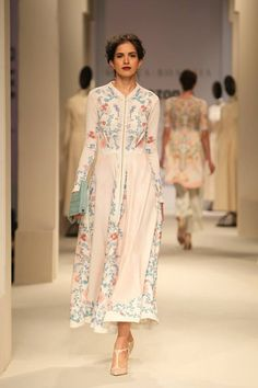 Kavita Bhartia's latest collection from Amazon India Fashion Week.
