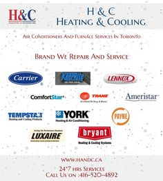 H&C, Toronto is one of the well accepted company which offers hassle free and affordable air conditioner installation at your home or office. Our trained and up to date professional technicians work hard to provide you professional air conditioner installation 24x7 and we work on holidays as well