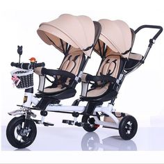 Car Seat And Stroller, Umbrella Stroller, Car Seats, Twin Strollers, Best Baby Strollers, Twin Babies, Twins, Kids Cycle, Baby Life Hacks