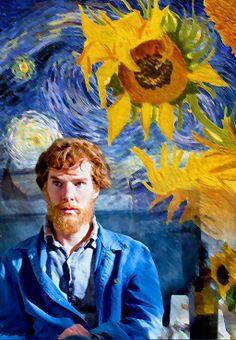 Benedict Cumberbatch as Vincent  Van Gogh: Painted with Words (2010)