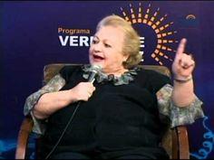 Marlene Nobre fala sobre as revelações de Chico Xavier e sobre a Colônia...