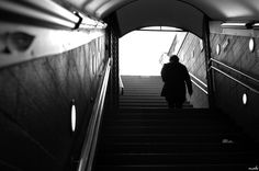 Exit  Liceu Metro Station, Barcelona