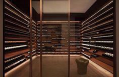 Building a wine room: 16 beautiful wine storage design ideas