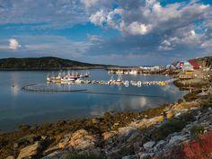Bugøynes harbour, Finnmark, Norway, pic by Heikki Rantala