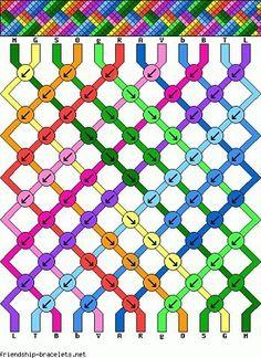 Схемы основных узлов фенечек. Фенечки из мулине. Схемы фенечек. Как плести фенечки