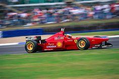 Schumacher´s Ferrari
