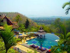 Golden Triangle Resort, Thailand