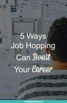 Job hopping might have a bad reputation but it can be a great way of improving your career, boosting your income, and improving your workplace happiness. Want to make money and climb the career ladder? Here are 5 job hopping benefits