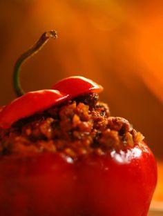 Rocoto relleno y tradición characata - Aprendiz de cocina   Blogs   El Comercio Perú