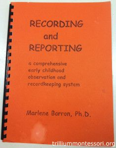 Montessori Record Keeping — trilliummontessori.org