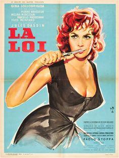La Loi (Les Films Corona, 1959)