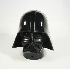 Star Wars - Darth Vader Toy Figure Head - Cake Topper (2)